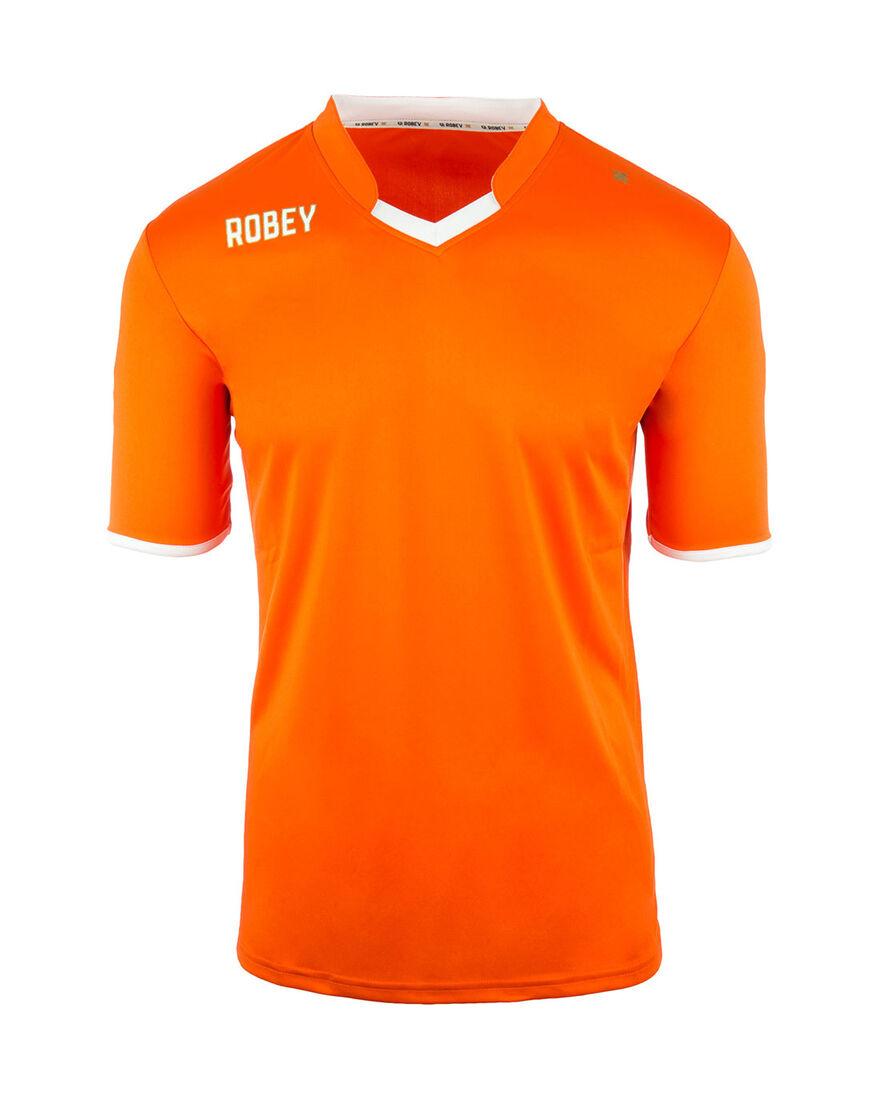 Shirt Hattrick SS, Orange/Miscellaneous, hi-res