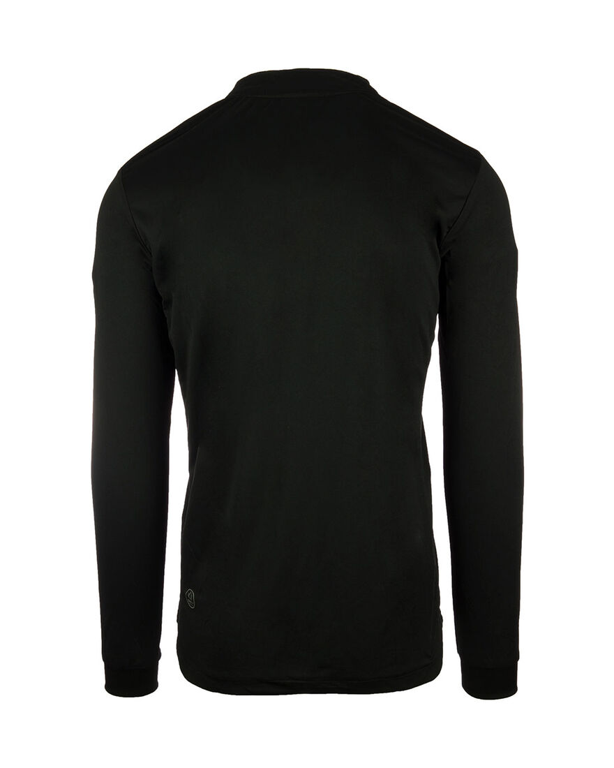 Shirt Anniversary LS, Black, hi-res
