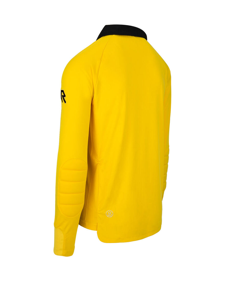 Goalkeeper With Padding, Yellow, hi-res