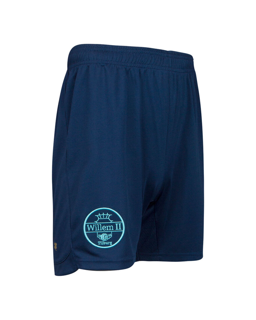 Willem II Match Short 20/21, Navy, hi-res