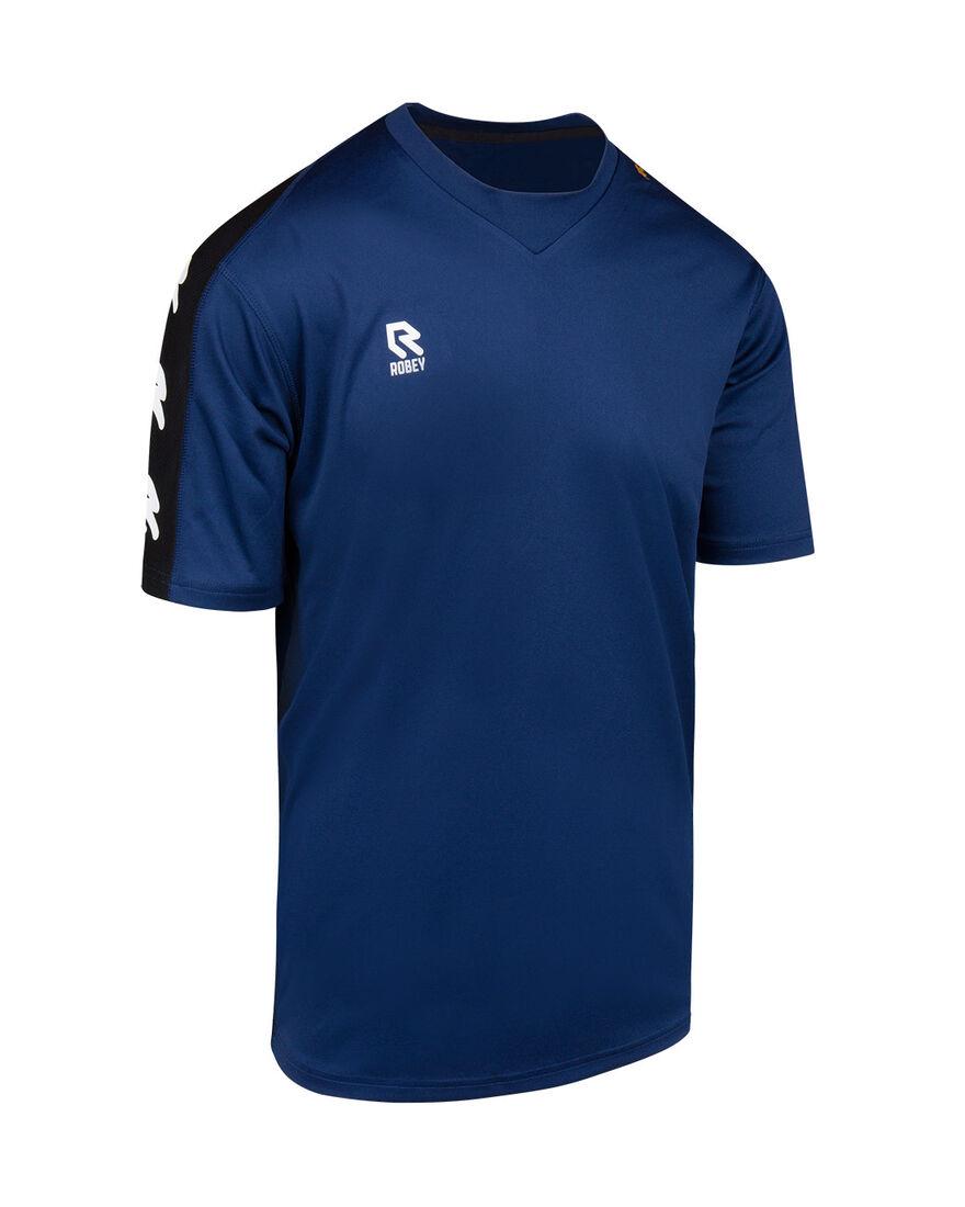 Performance Shirt, Navy/Black, hi-res
