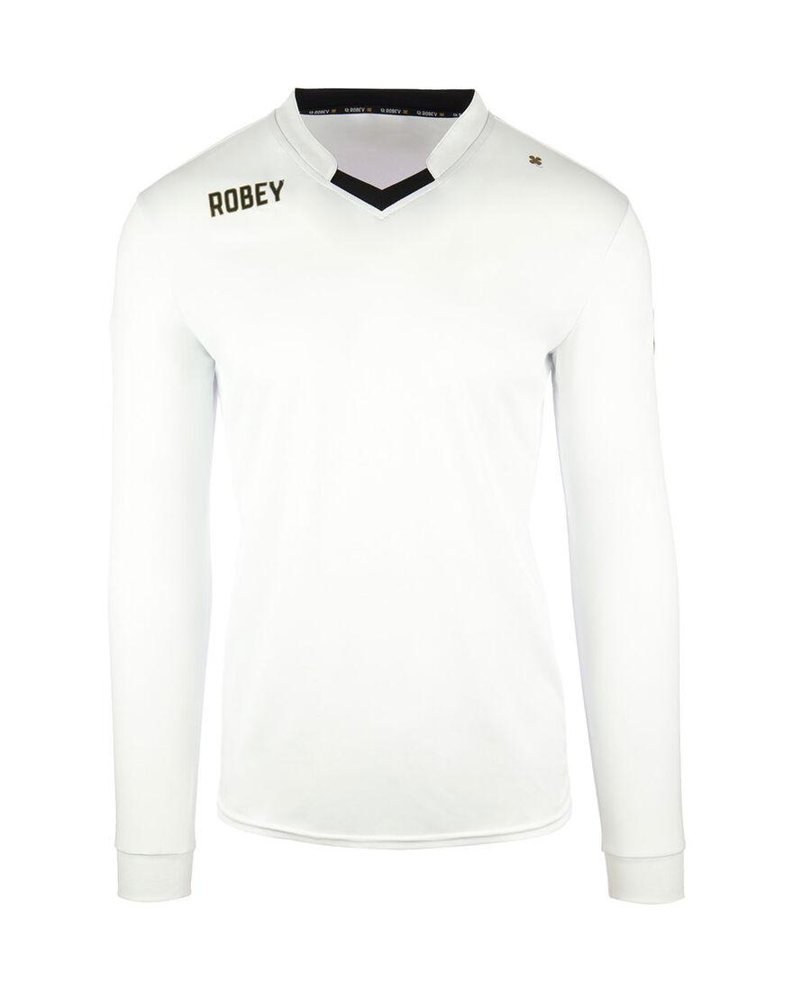 Shirt Hattrick LS, White, hi-res