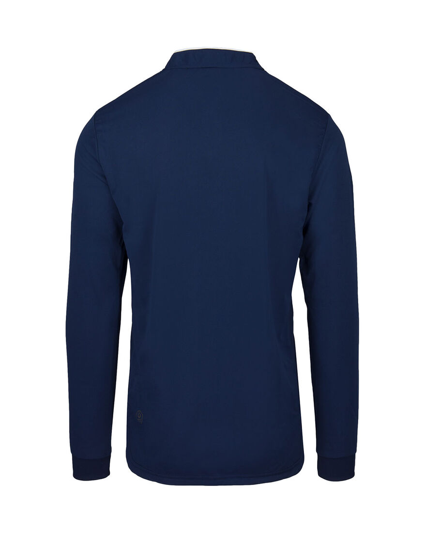 Shirt Kick-Off LS, Navy, hi-res