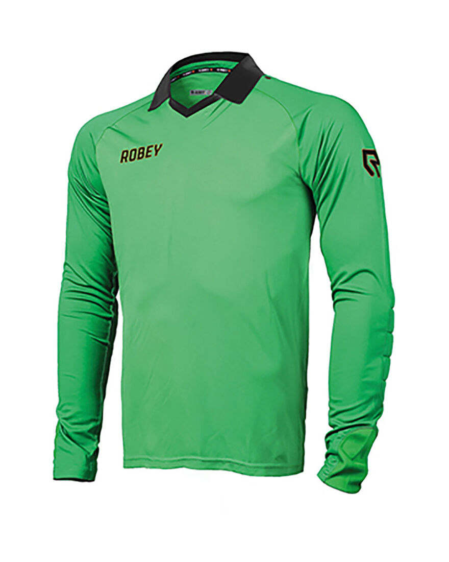 Goalkeeper With Padding, Green, hi-res
