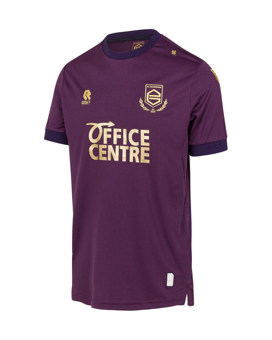 FC Groningen Match Shirt 21/22 SS, Purple, hi-res