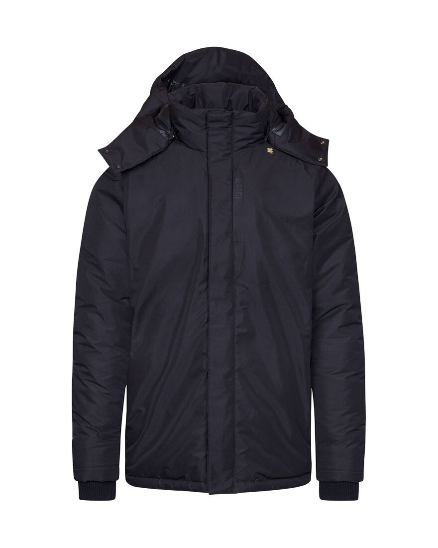 Off Pitch Parka, Black, hi-res