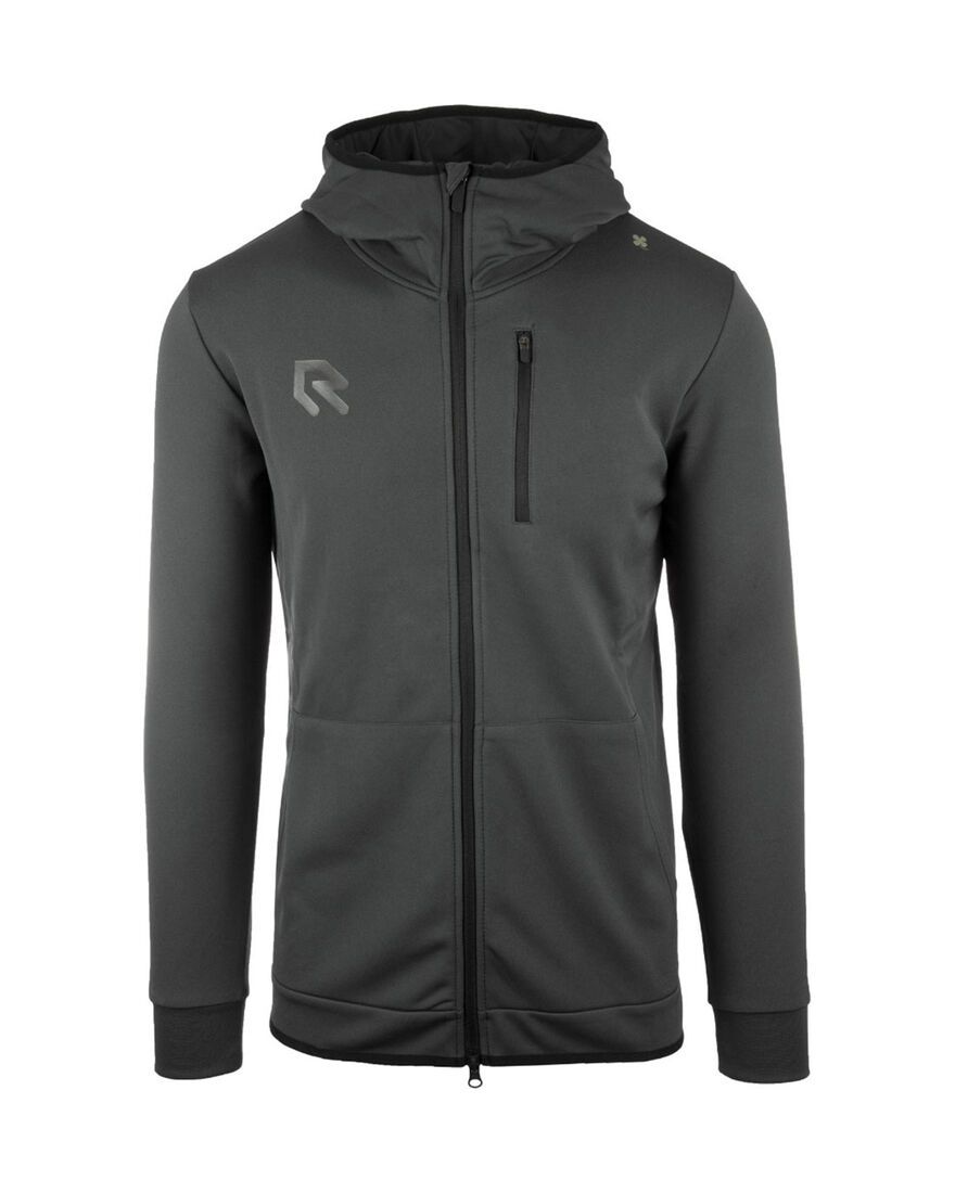 Crossbar Track Jacket, Charcoal, hi-res