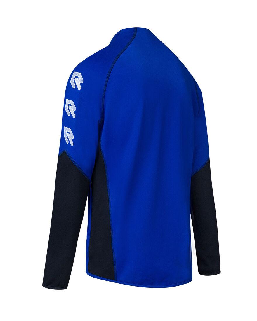 Performance Full-Zip Jacket, Royal Blue/Black, hi-res