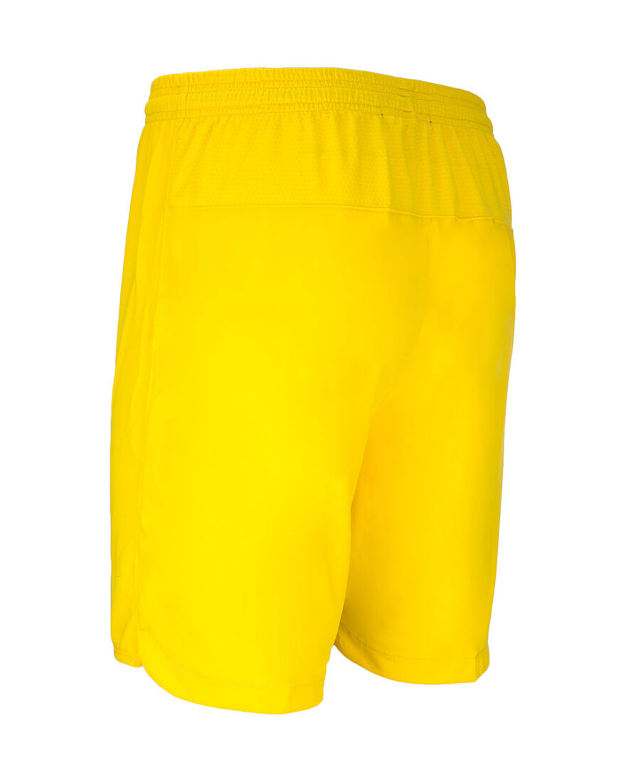 Shorts Backpass, Yellow, hi-res