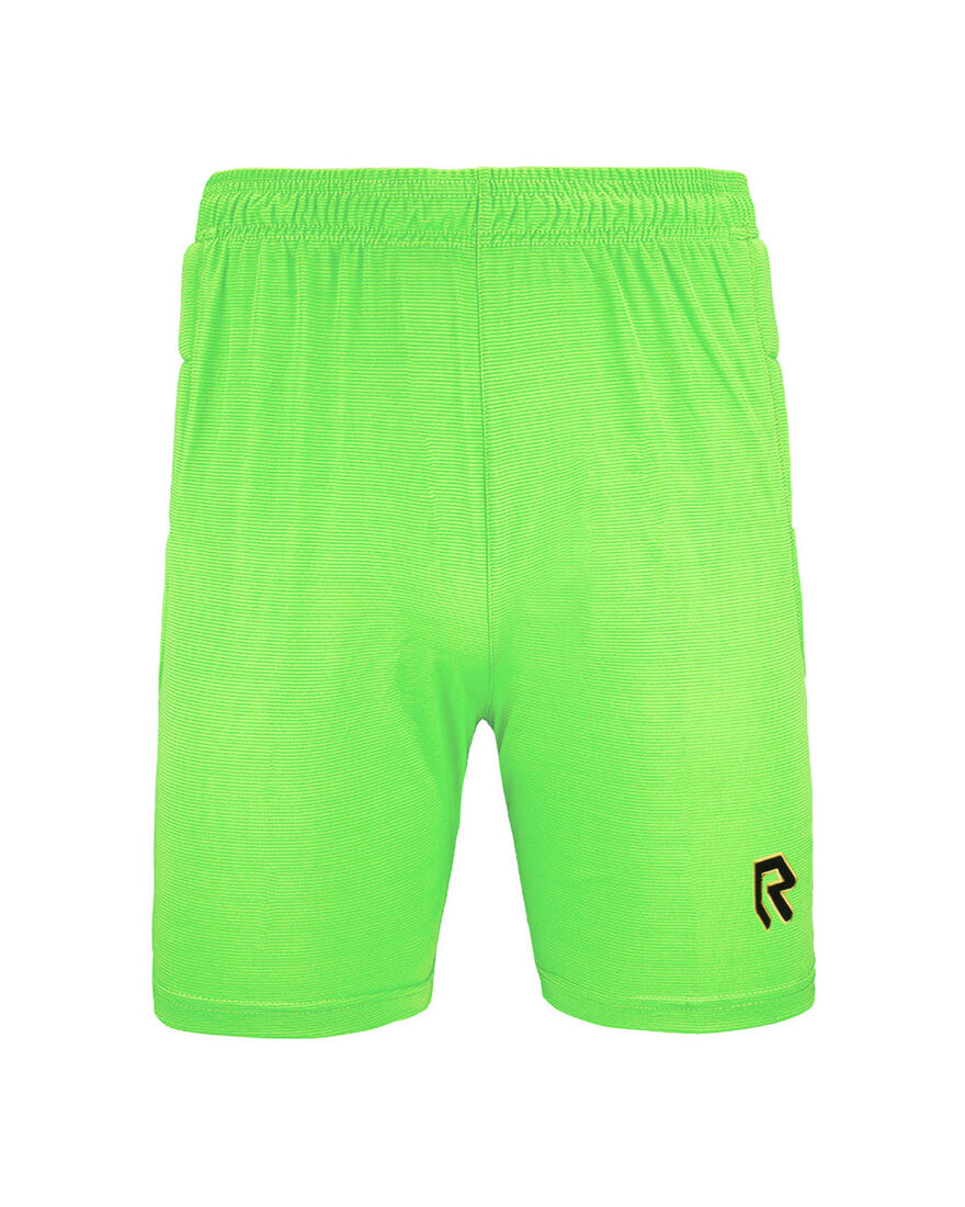 Goalkeeper Short Save, Neon Green, hi-res