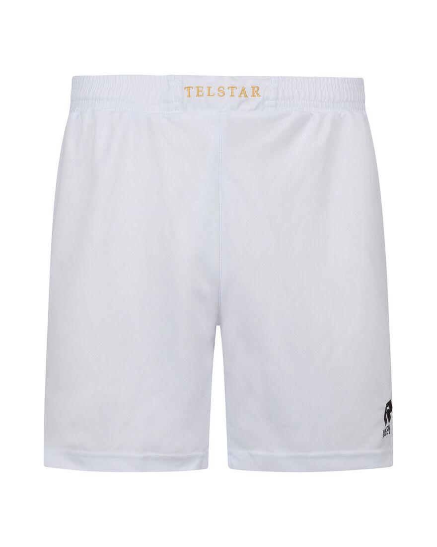 Telstar Home Short 21-22, White, hi-res