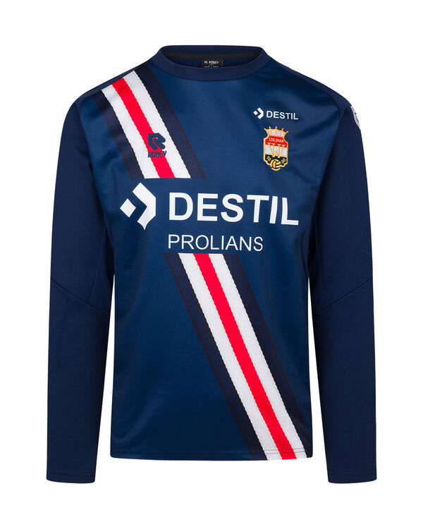 Willem II Performance Warming-Up Sweater 2021-2022