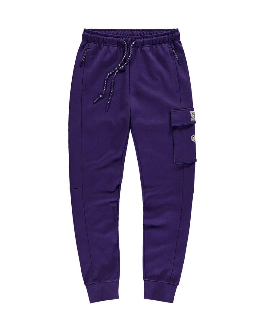 Robey x Banlieue Cargo Jogger - Purple, , hi-res