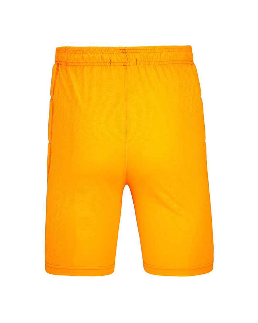Goalkeeper Short Save, Neon Orange, hi-res