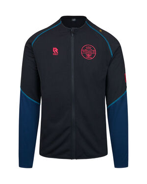 Willem II Performance Full-Zip Jacket 2020-2021