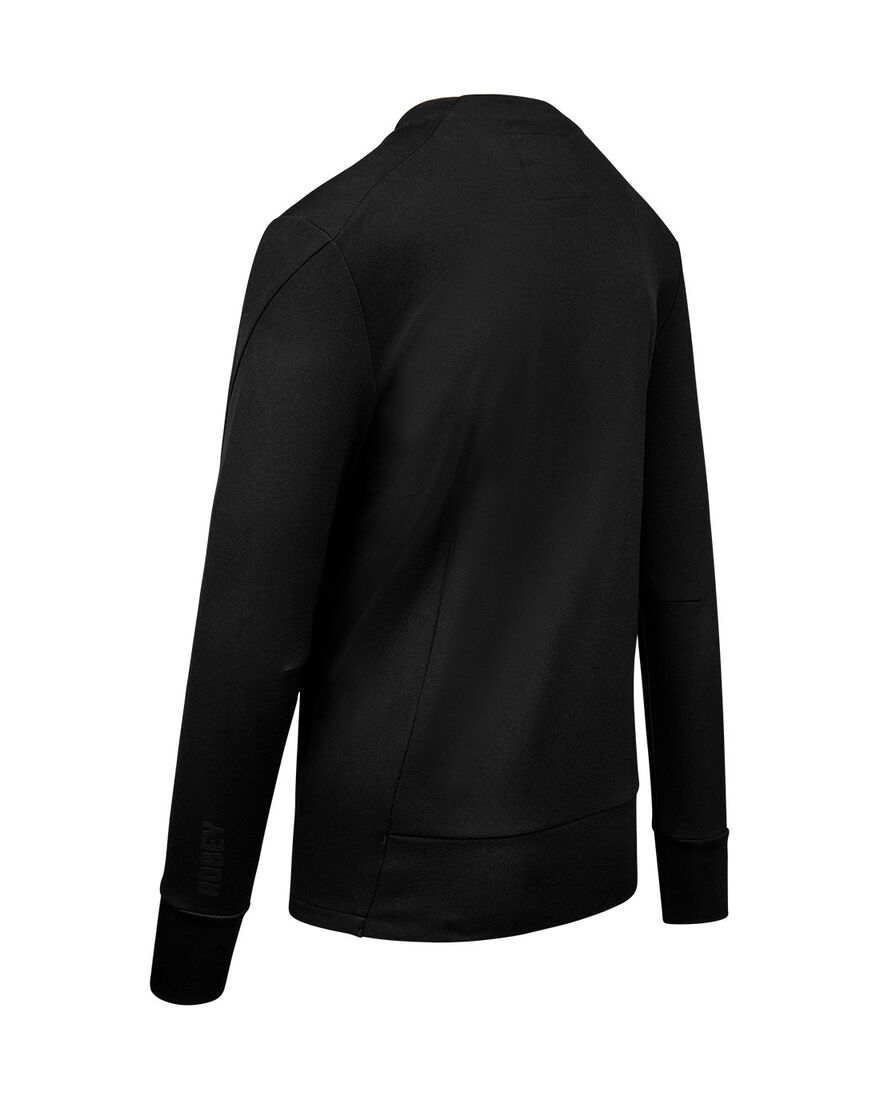 Off Pitch Anthem Jacket, Black, hi-res