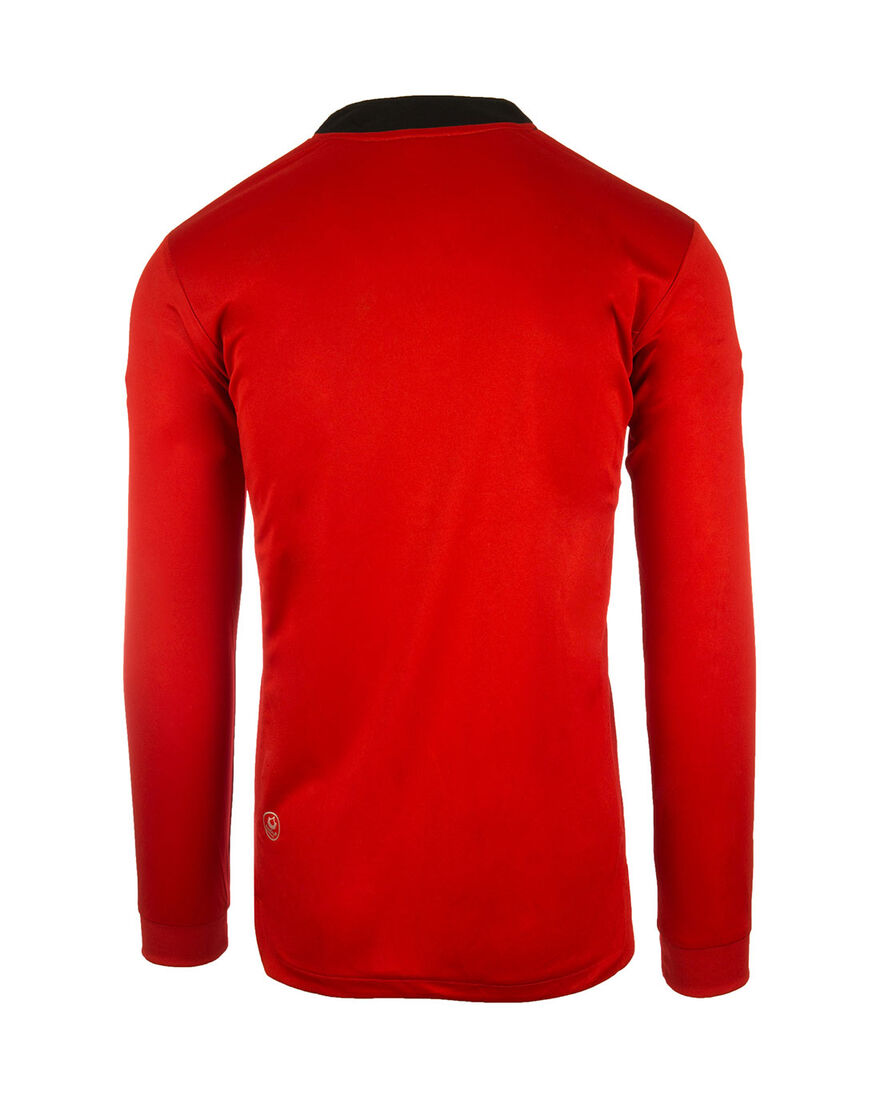 Shirt Anniversary LS, Red, hi-res