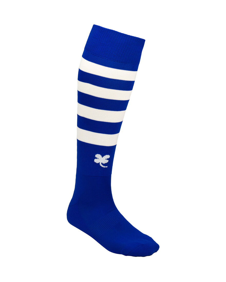 Ring Socks, Royal Blue/White Str, hi-res