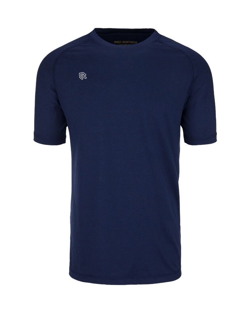 Tech Tee, Navy, hi-res