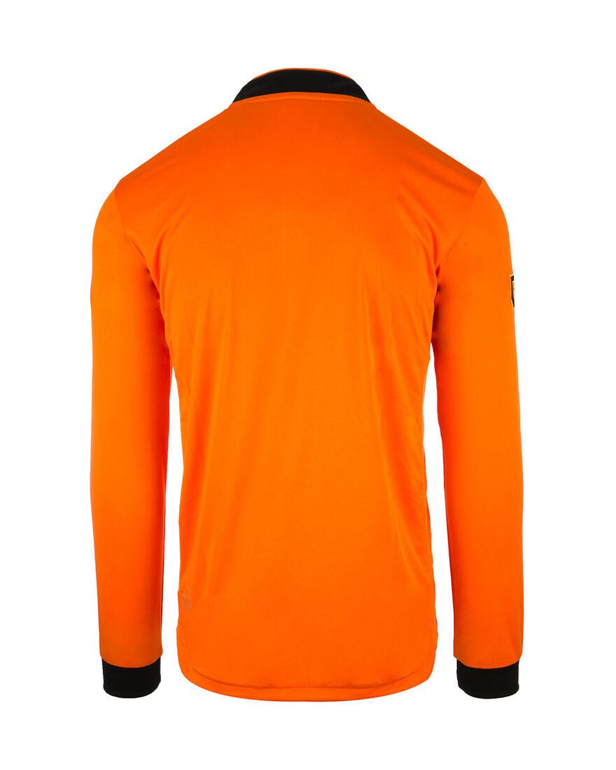 Shirt Kick-Off LS, Orange/Miscellaneous, hi-res