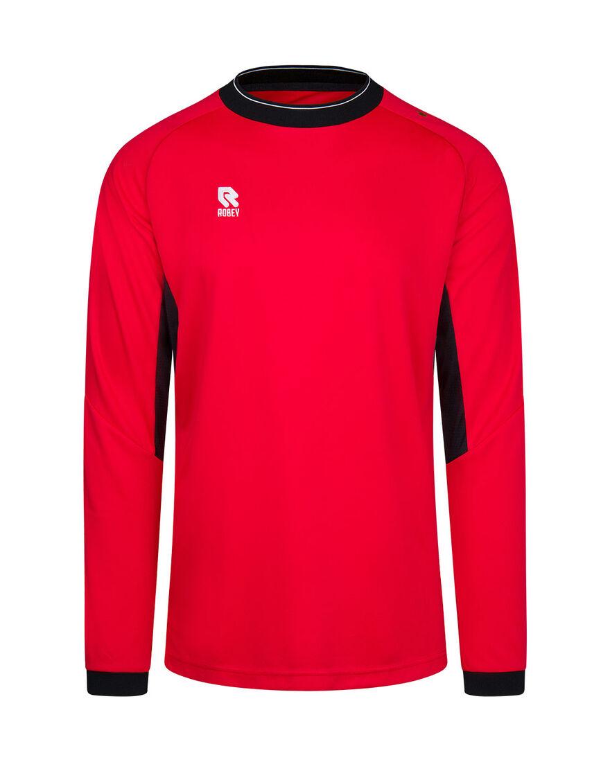 Victory Shirt LS, Red, hi-res