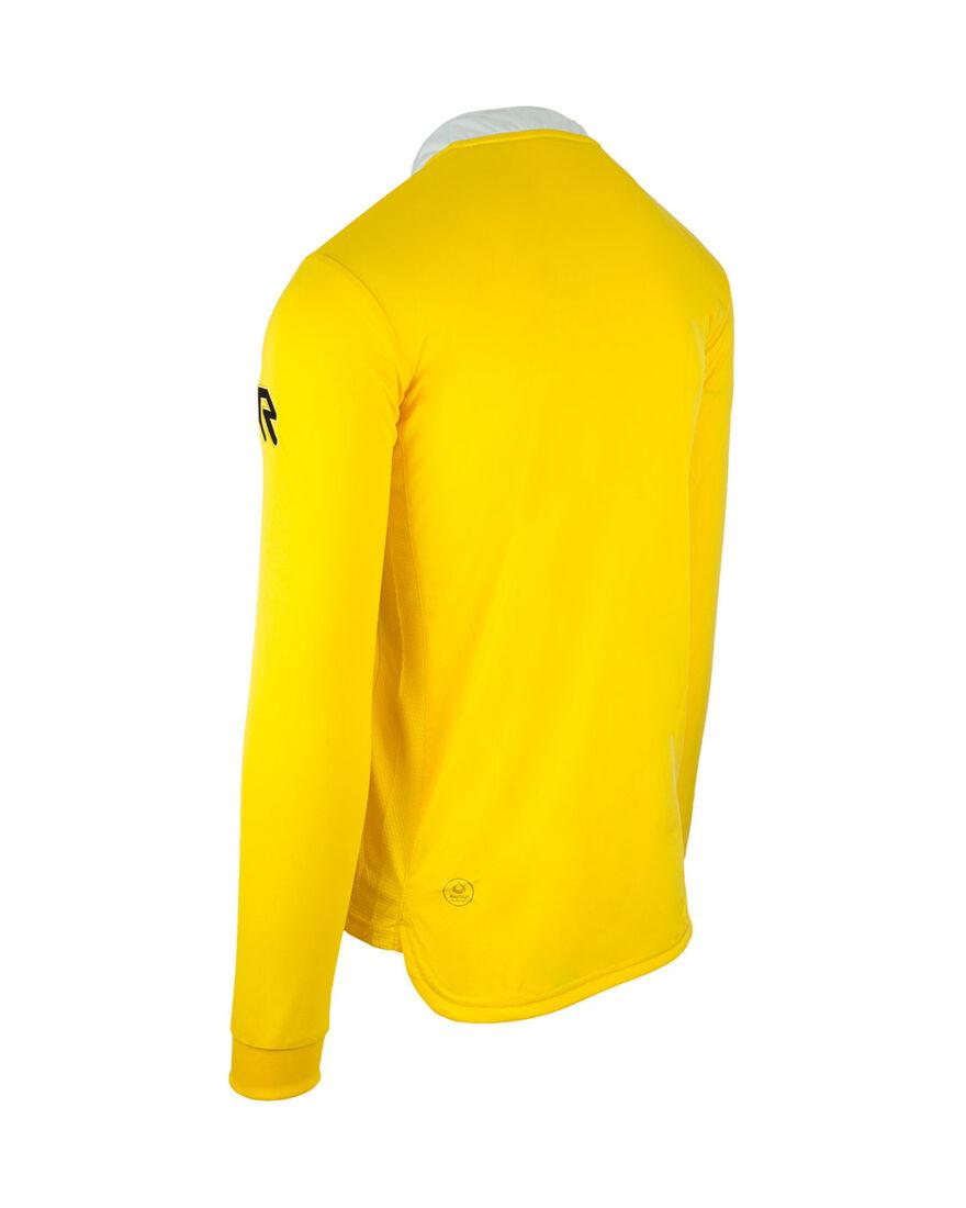 Shirt Kick-Off LS, Yellow, hi-res