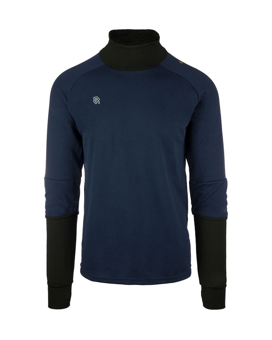 Turtle Neck Trainer, Navy, hi-res