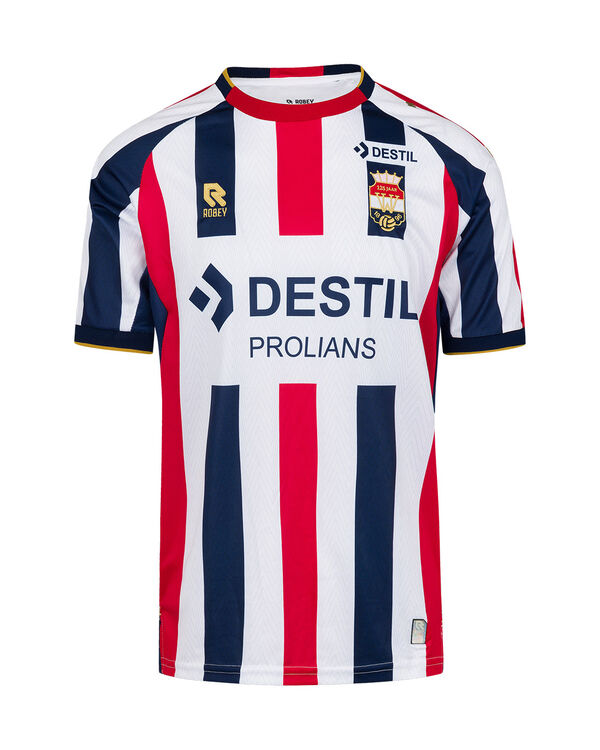 Willem II Home Shirt 2021-2022