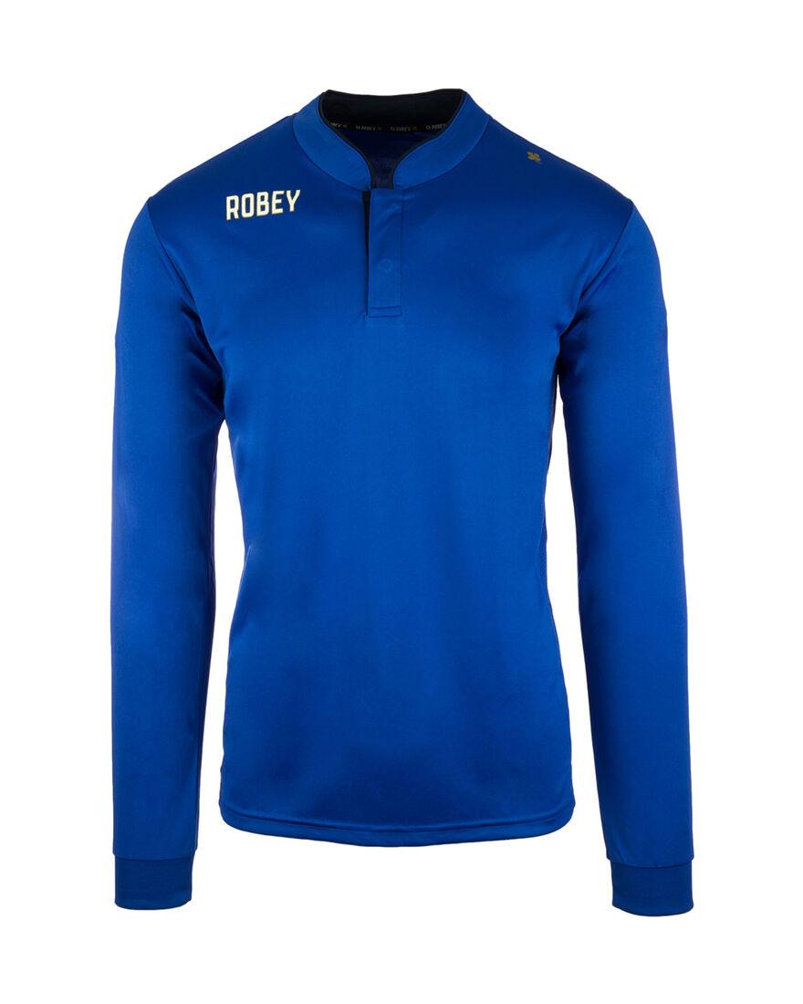 Shirt Kick-Off LS, Royal Blue, hi-res