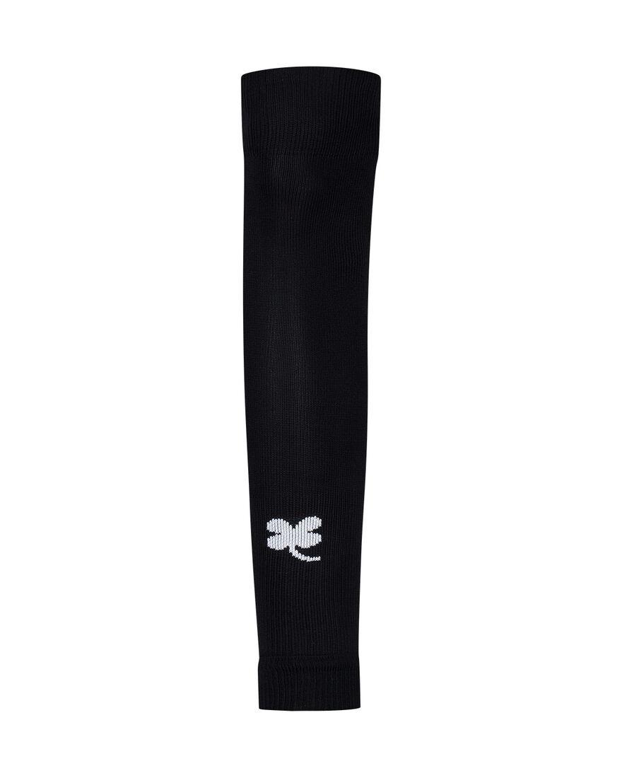 Footless Socks, Black, hi-res