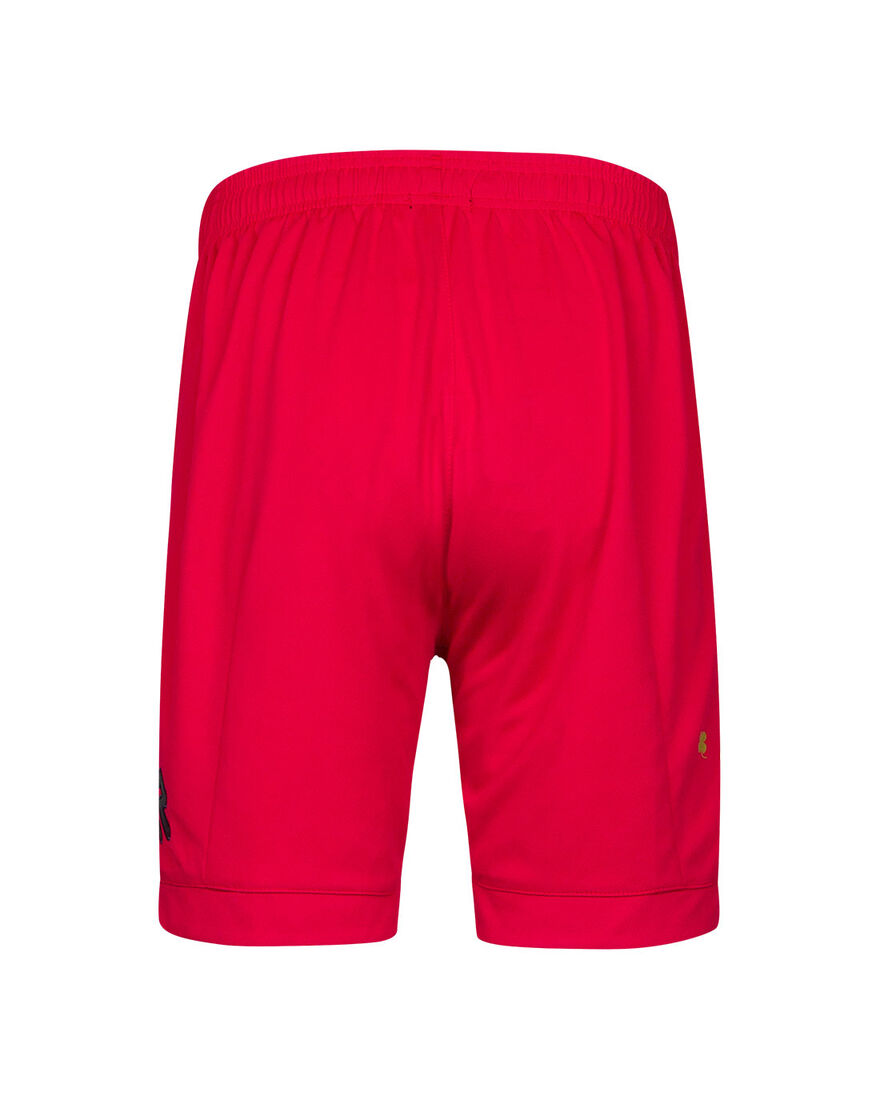 Willem II Match Short 20/21, Red, hi-res