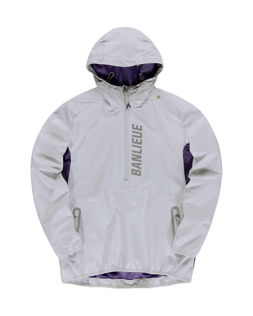 Robey x Banlieue Anorak'20 - Grey/Purple, , hi-res
