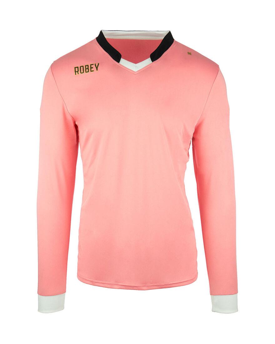 Shirt Hattrick LS, Pink Flamingo, hi-res