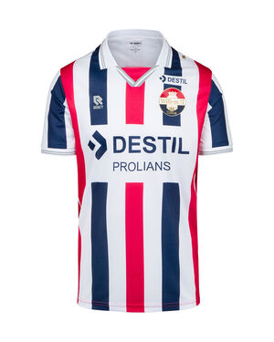 Willem II Home Shirt 2020-2021
