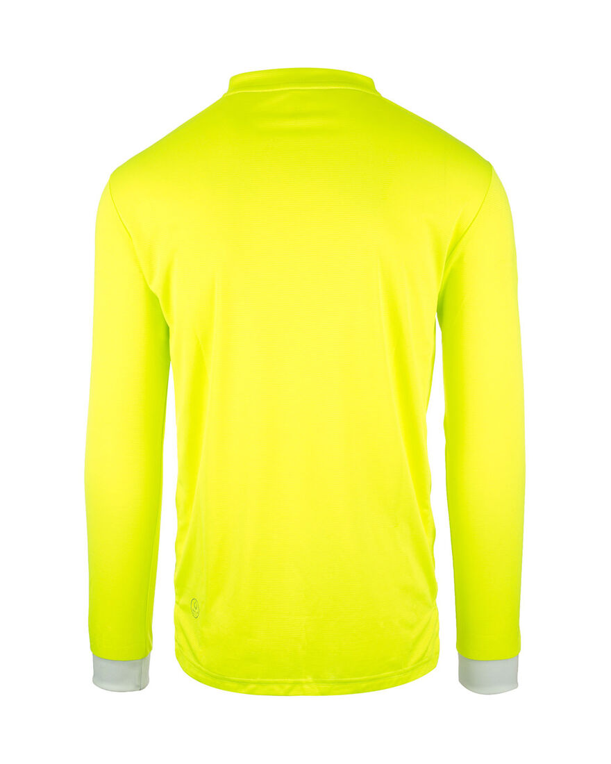 Shirt Catch LS, Neon Yellow, hi-res