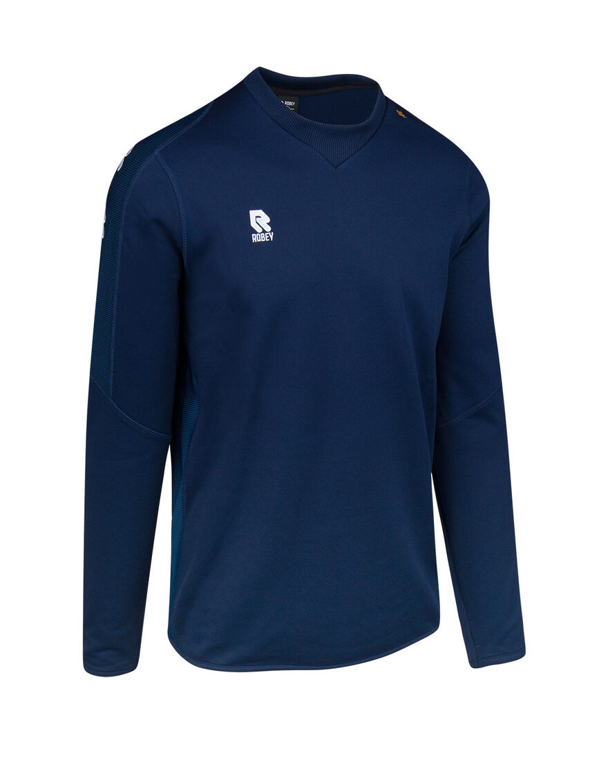 Performance Sweater, Navy/Black, hi-res