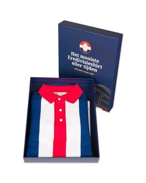 Willem II Retro Shirt 1956 - 1966