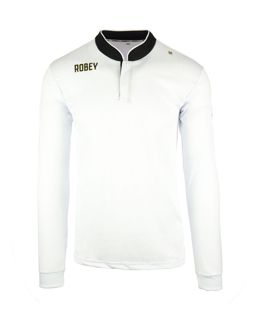 Shirt Kick-Off LS, White, hi-res