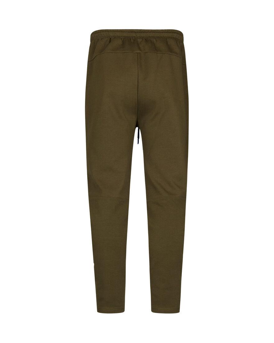 Off Pitch Cotton Pants, Olive, hi-res