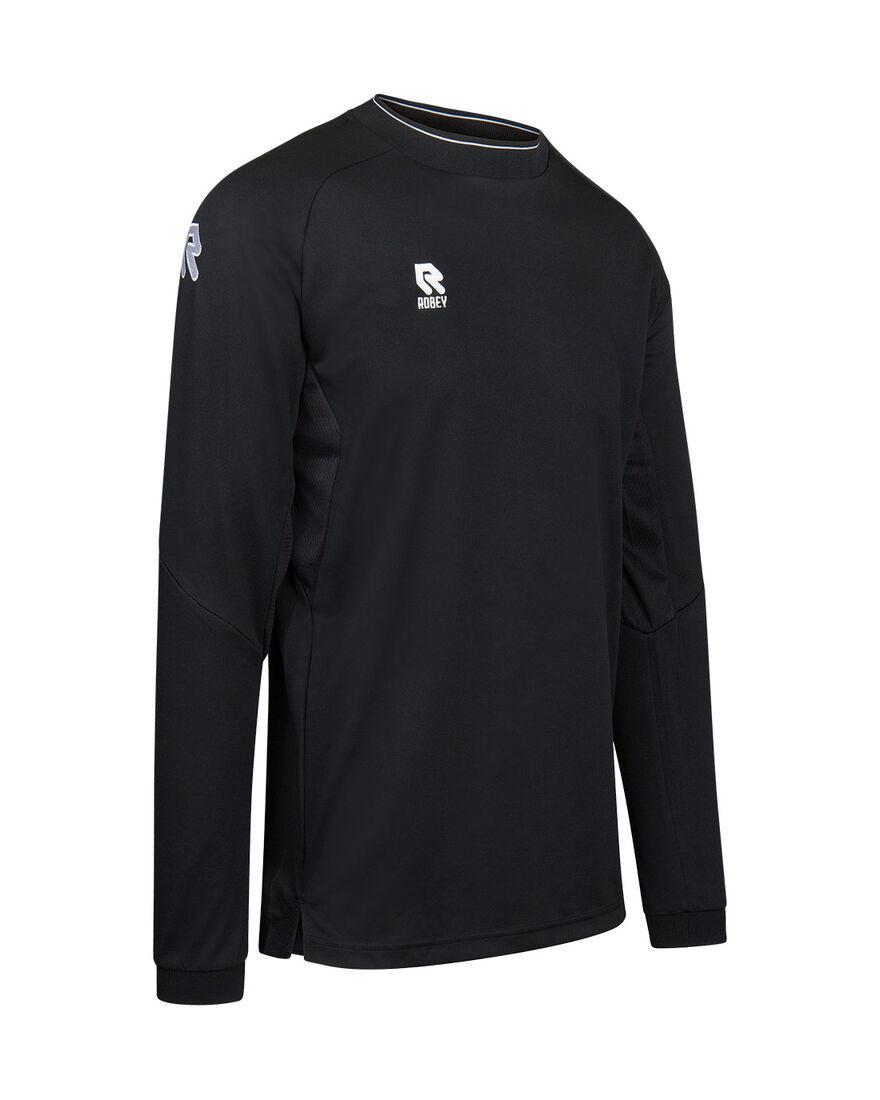 Victory Shirt LS, Black, hi-res