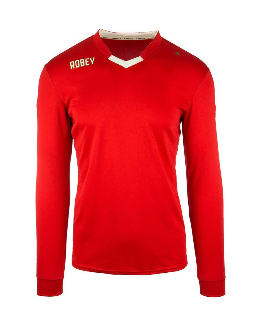 Shirt Hattrick LS, Red, hi-res