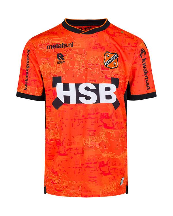 FC Volendam Home Shirt 2021-2022