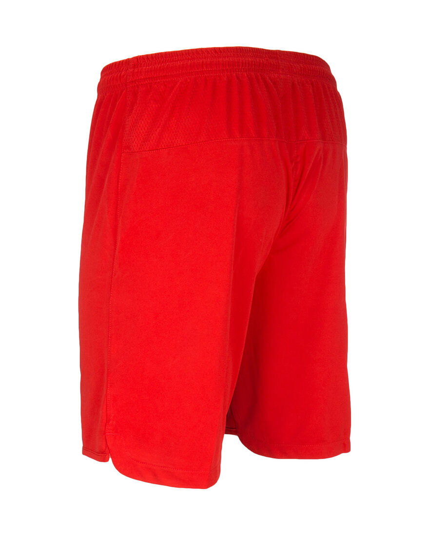 Shorts Backpass, Red, hi-res