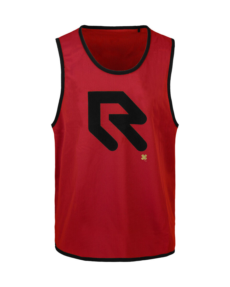 Sleeveless Trainer, Red, hi-res