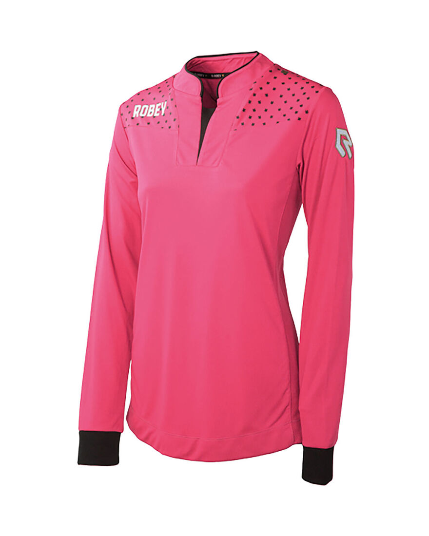 Women Shirt Goalgetter, Fuchsia, hi-res
