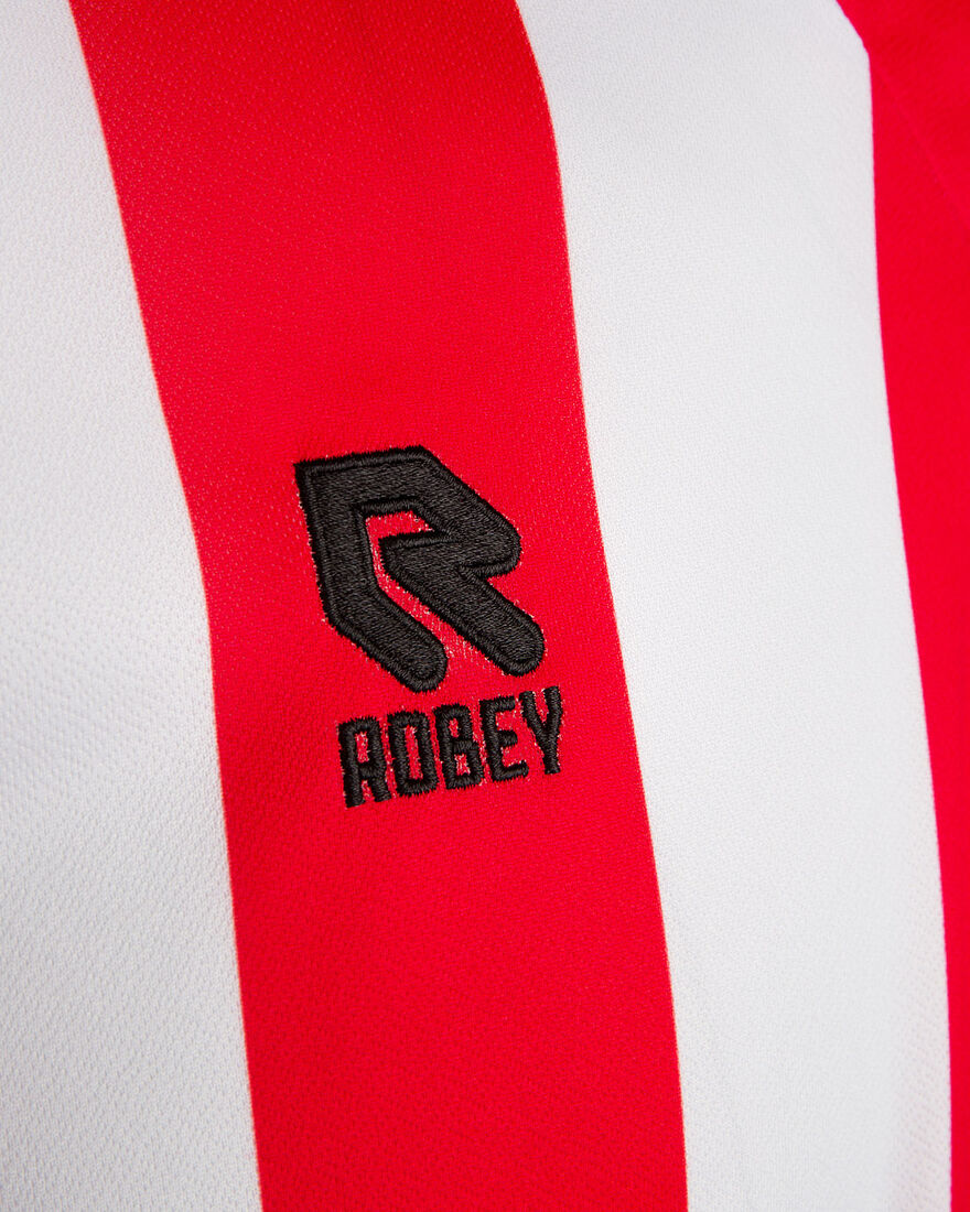 Sparta Match Shirt 20/21 SS, White/Red, hi-res