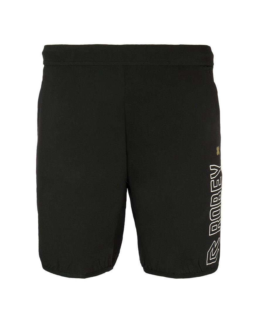 Gymshort, Black, hi-res