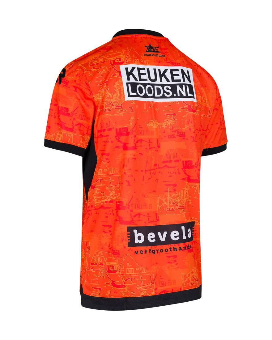 FC Volendam Home SS 21/22, Orange/Miscellaneous, hi-res