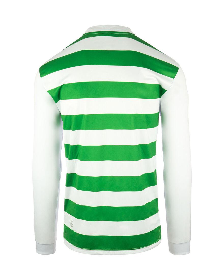 Shirt Legendary LS, Green/White Stripe, hi-res