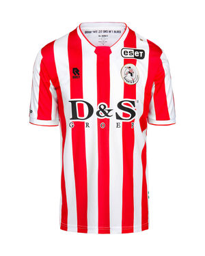Sparta Rotterdam Home Shirt 2020-2021